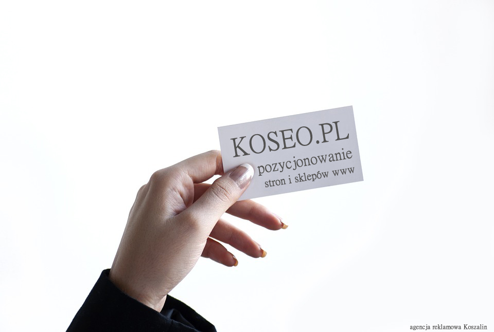 reklama miasto Koszalin